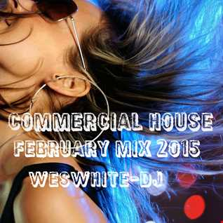 WesWhite Dj -  Commercial House Mix (February 2015)
