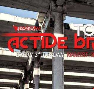 Topo Presents Active Brand 072 (Insomniafm)