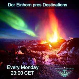 Dor Einhorn   Destinations Radio 068