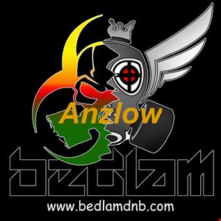 BedlamRadio 12th October 2018 - 90mins of Liquid dnb