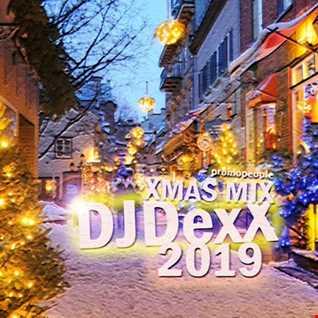 DJDexX - DISCO XMAS MIX 2019/PromoPeople Serbia
