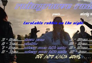 Pinkie @ rokagroove (90s house warm up) 18 6 2016 vinyl mix