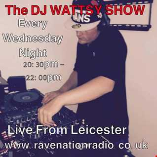DJ WATTSY - wednesday 7th December 2016 RADIO SHOW MIX