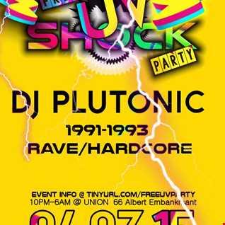 DJ Plutonic - Oldskool 09/11/14