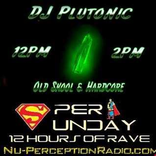 DJ Plutonic - 1hr OldSkool 09/03/14