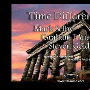 steve goldsmith TIME DIFFERENCES RADIO MIX 16.8.15