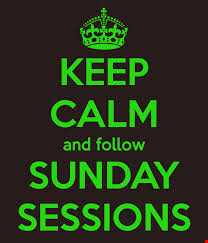 sunday sessions 19.10.14