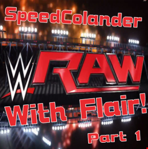 Dj SpeedColander   Raw With Flair Part 1 (2016)