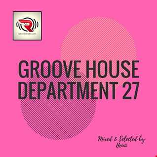 Groove House Department 27