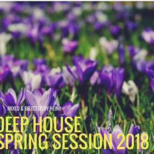 Deep House Spring Session 2018