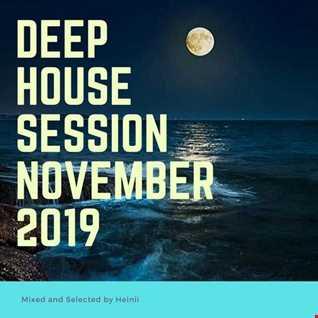 Deep House Session November 2019