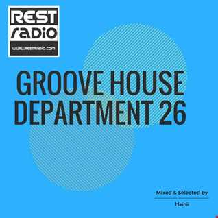 Groove House Department 26