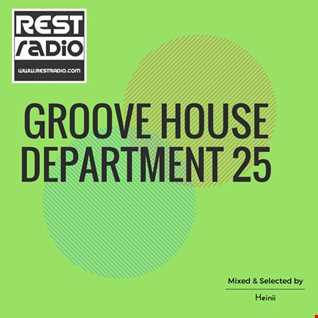 Groove House Department 25