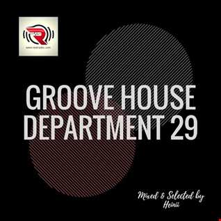 Groove House Department 29