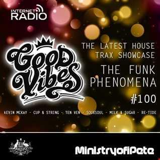 GoodVibes100 - The Funk Phenomena