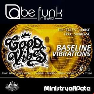 Good Vibes 113 - Baseline Vibrations