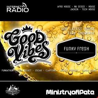 Good Vibes 109   Funky Fresh