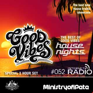 Best of Good Vibes - House Nights