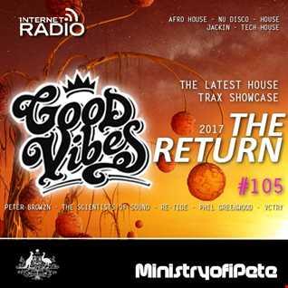 GoodVibes 105   The Return