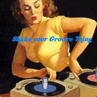 GrooveClub Berlin  - Shake your groove thing