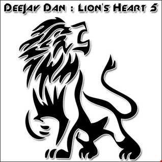 DeeJay Dan - Lion's Heart 5 [2016]