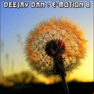 DeeJay Dan - E-motion 8 [2016]