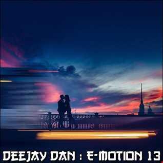DeeJay Dan - E-motion 13 [2017]