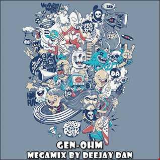 Gen-Ohm - Megamix by DeeJay Dan