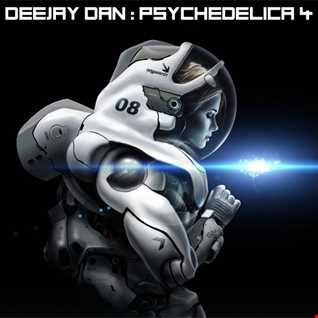 DeeJay Dan - Psychedelica 4 [2017]