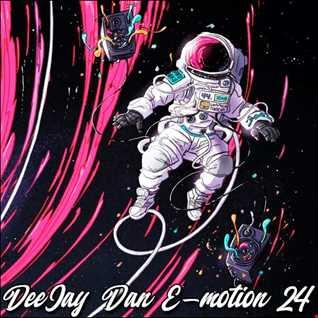 DeeJay Dan - E-motion 24 [2019]
