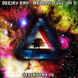 DeeJay Dan - Melodic Full-On 9 [2017]