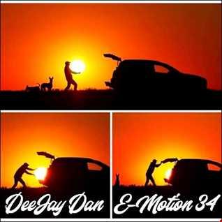 DeeJay Dan - E-motion 34 [2019]