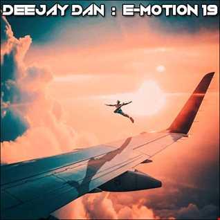 DeeJay Dan - E-motion 19 [2018]