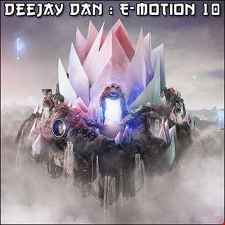 DeeJay Dan - E-motion 10 [2016]