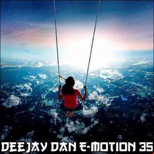 DeeJay Dan - E-motion 35 [2020]