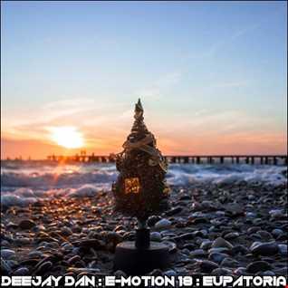 DeeJay Dan - E-motion 18 : Eupatoria [2018]