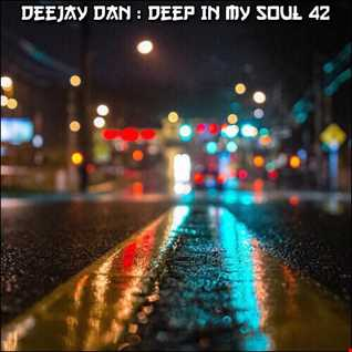 DeeJay Dan - Deep In My Soul 42 [2017]