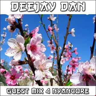 DeeJay Dan - Guest UK Hardcore+D'n'b Mix 4 NyanCore [2016]