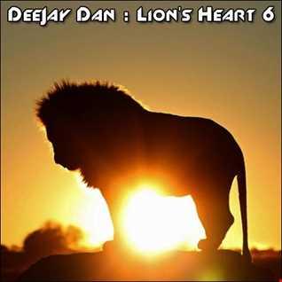 DeeJay Dan - Lion's Heart 6 [2016]