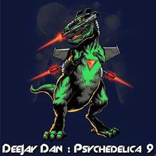 DeeJay Dan - Psychedelica 9 [2018]