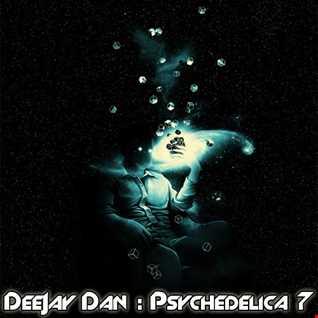 DeeJay Dan - Psychedelica 7 [2018]