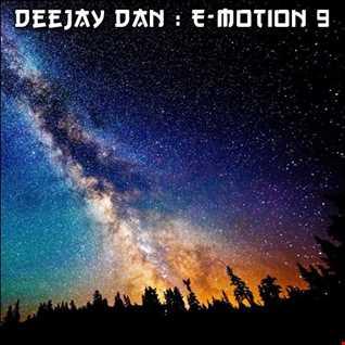 DeeJay Dan - E-motion 9 [2016]