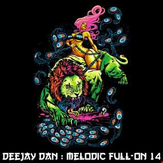 DeeJay Dan - Melodic Full-On 14 [2018]