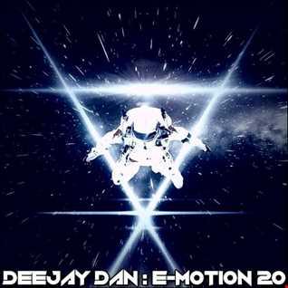 DeeJay Dan - E-motion 20 [2018]