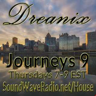 Journeys 9 - Vocal Deep House