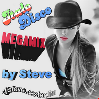 ITALO DISCO 80'S BEAT MIX (7 Hours)  BY DJ STEVE