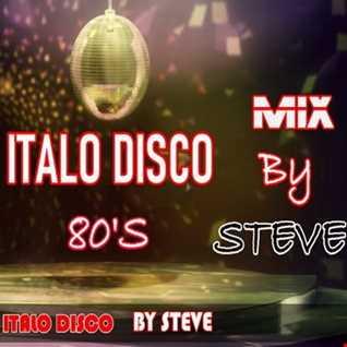 ITALO DISCO 80S MEGAMIX BY DJ STEVE