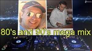 80s and 90s MEGA MIX by Dj Steve and Dj Zaneti