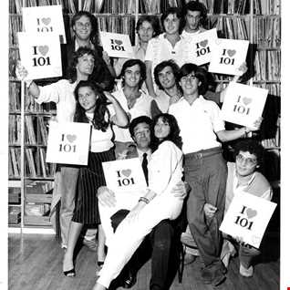 Radio Milano International  101 FM - 10/03/1975 ... il mio tributo