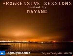 Mayank - Progressive Sessions 020